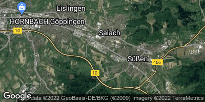 Google Map of Salach