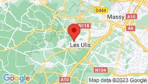 Carte de localisation du centre de contrôle technique GOMETZ LA VILLE
