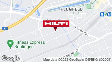 Hilti Store Böblingen-Hulb