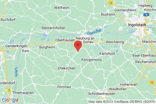 Karte Rohrenfels