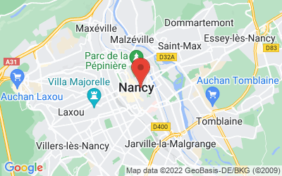 56 Place Mgr Ruch, 54000 Nancy, France