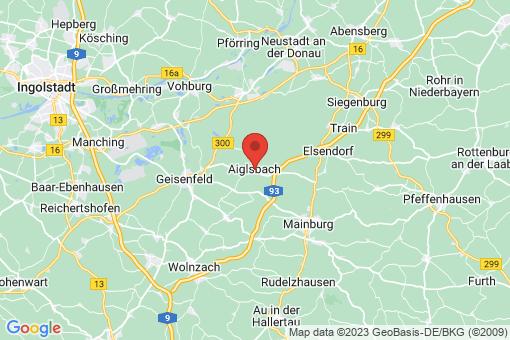 Karte Aiglsbach