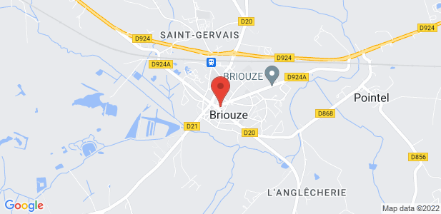 Locaux industriels disponibles en location - Briouze (61)