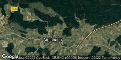 Google Map of Aiglsbach