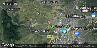 Google Map of Darmsheim