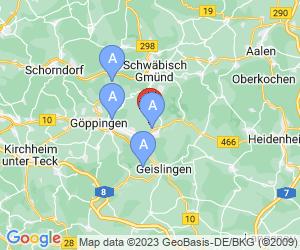 Karte für Golfclub Schwäbisch Hall e.V.