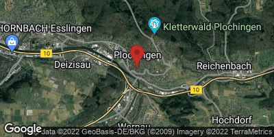 Google Map of Plochingen