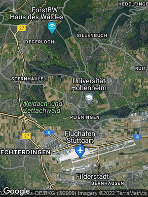 Google Map of Steckfeld