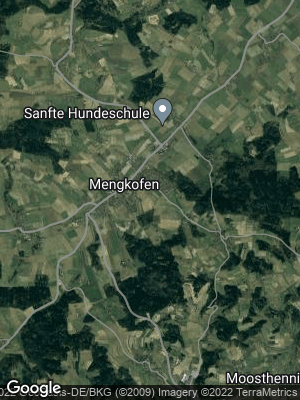 Google Map of Mengkofen