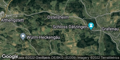 Google Map of Ostelsheim