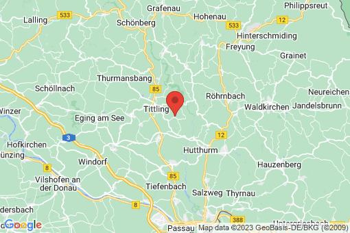 Karte Witzmannsberg