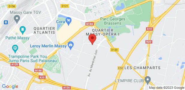 Bureaux à louer - L'Illiade à Massy (91)