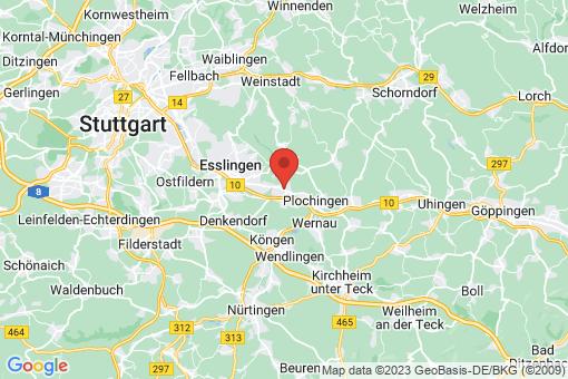Karte Altbach