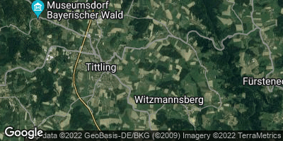 Google Map of Tittling