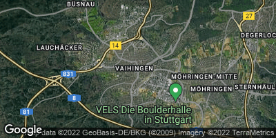 Google Map of Vaihingen