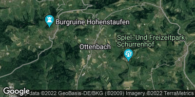 Google Map of Ottenbach