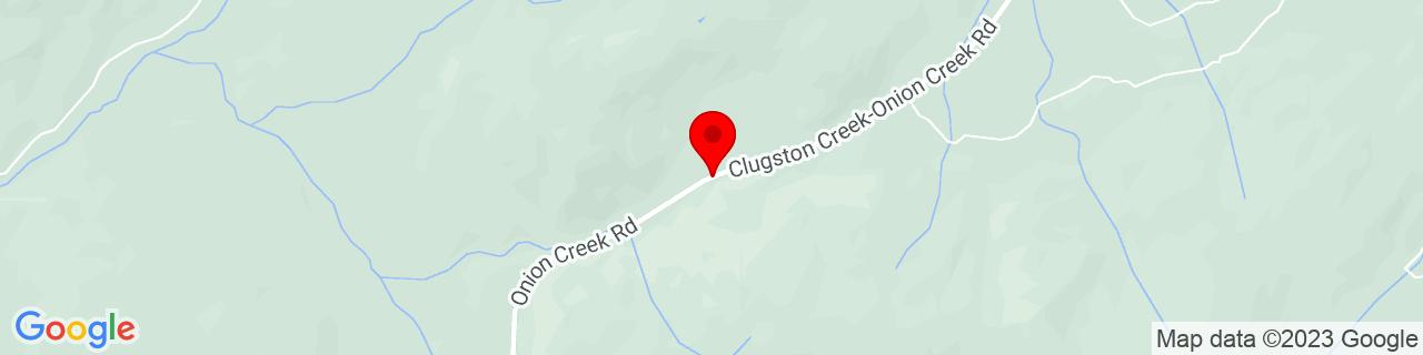 Google Map of 48.74080420000001, -117.8634892