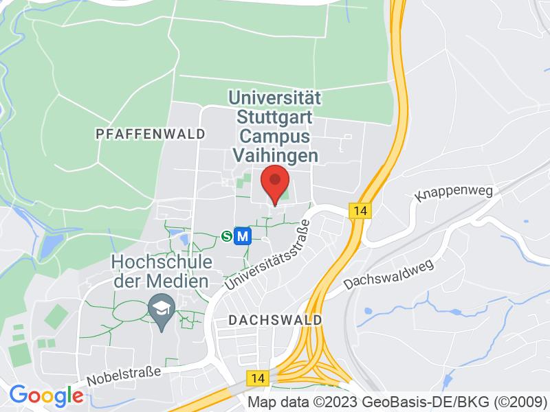 Map of Online - Universität Stuttgart