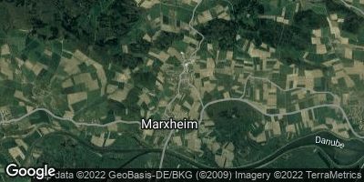 Google Map of Marxheim
