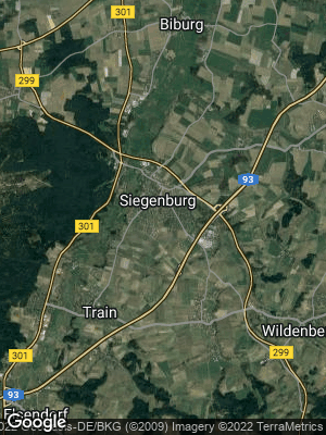 Google Map of Siegenburg