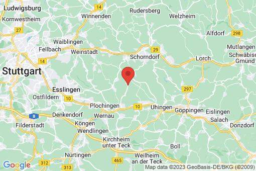 Karte Lichtenwald