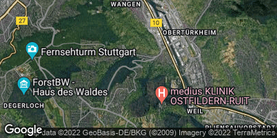 Google Map of Lederberg