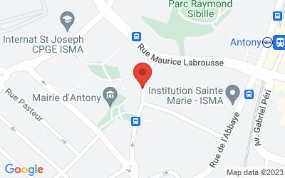 8 RUE DE L EGLISE, 92160 Antony, France