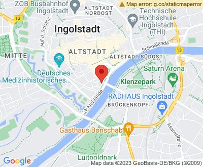 Anfahrt zu Alles Clean 24 Ingolstadt - DE-IN