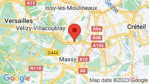 Carte de localisation du centre de contrôle technique CHATENAY MALABRY