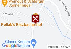 Retzbacher Hof - Karte