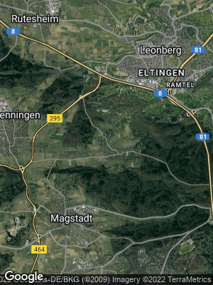 Google Map of Warmbronn