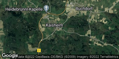 Google Map of Kaisheim