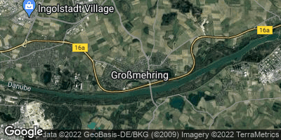 Google Map of Großmehring