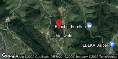 Google Map of Aichwald