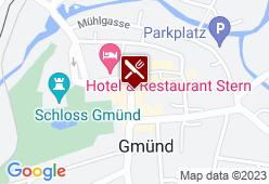 Gasthaus Steirerstüberl - Karte