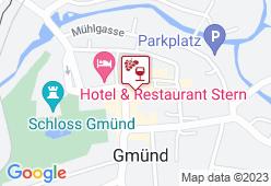 Hopferl - Das Stadtwirtshaus - Karte