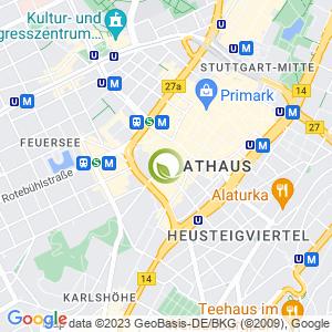 Stuttgart Marienstraße 5