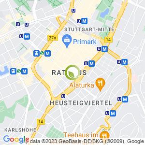 Stuttgart Eberhardstraße  51