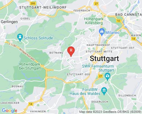 Google Karte von Rohrreinigung Vogelsang