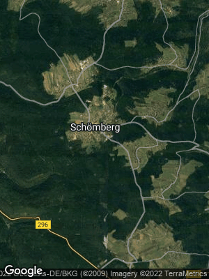 Google Map of Schömberg