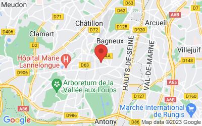 5 Rue André Chénier, 92260 Fontenay-aux-Roses, France
