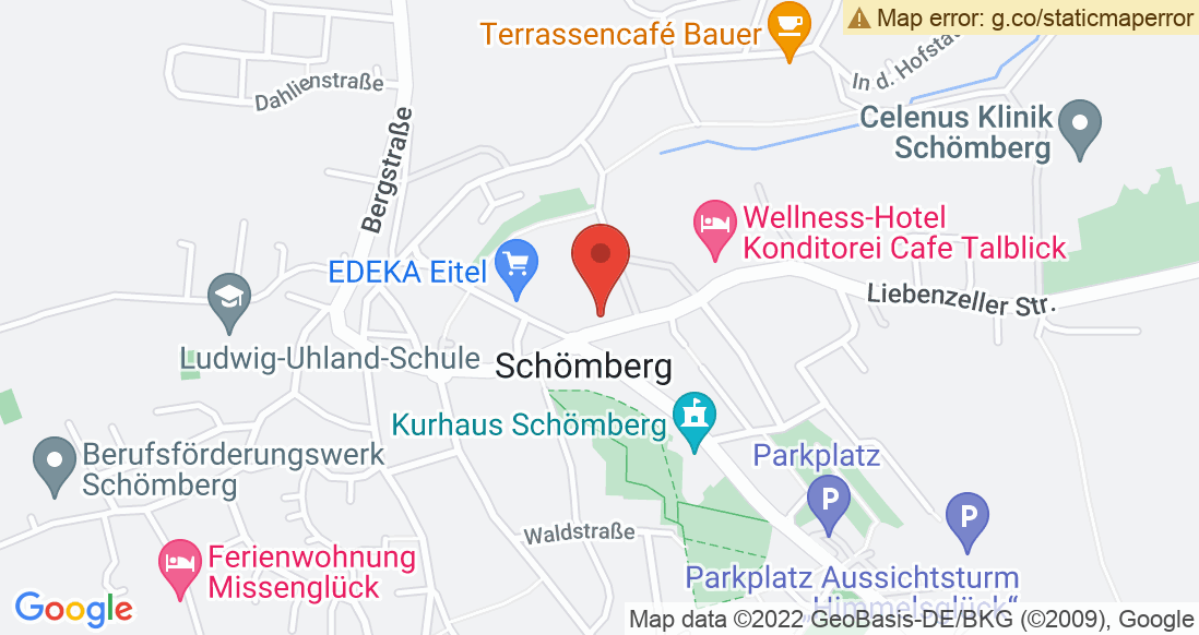 Google Map Blaich - der Sportpartner