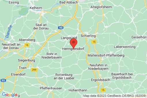 Karte Herrngiersdorf