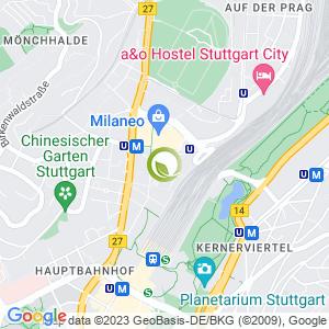 Stuttgart Stockholmer Platz  1
