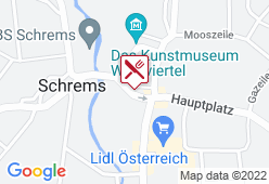 Gasthaus Trinkl Zum Waldviertler Sepp - Karte