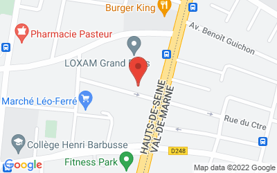 6 Rue Charles Michels, 92220 Bagneux, France