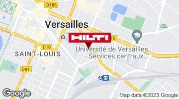 Espace Hilti - La Plateforme du Bâtiment - Versailles