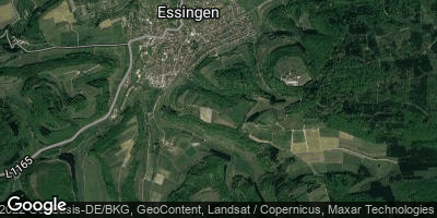 Google Map of Essingen