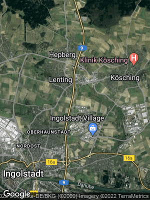 Google Map of Lenting
