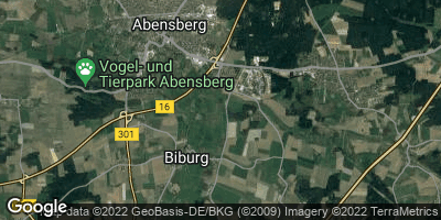 Google Map of Biburg